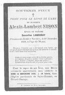 Alexis-Lambert Nison