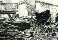 Afbraak gebouwen