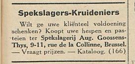 Spekslagers Kruideniers