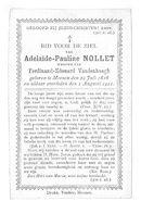 Adelaide-Pauline Nollet