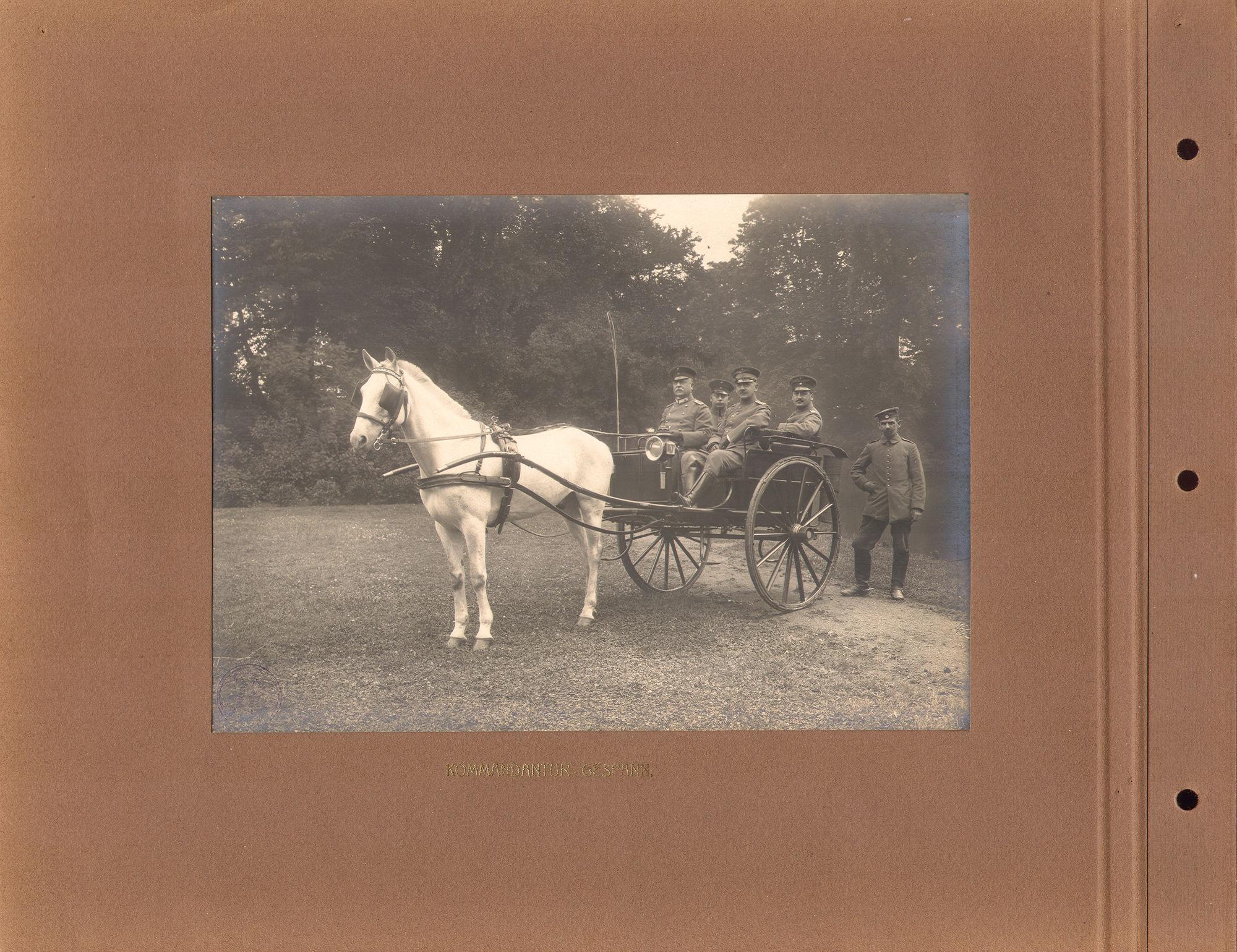 Rijspan tijdens Wereldoorlog I