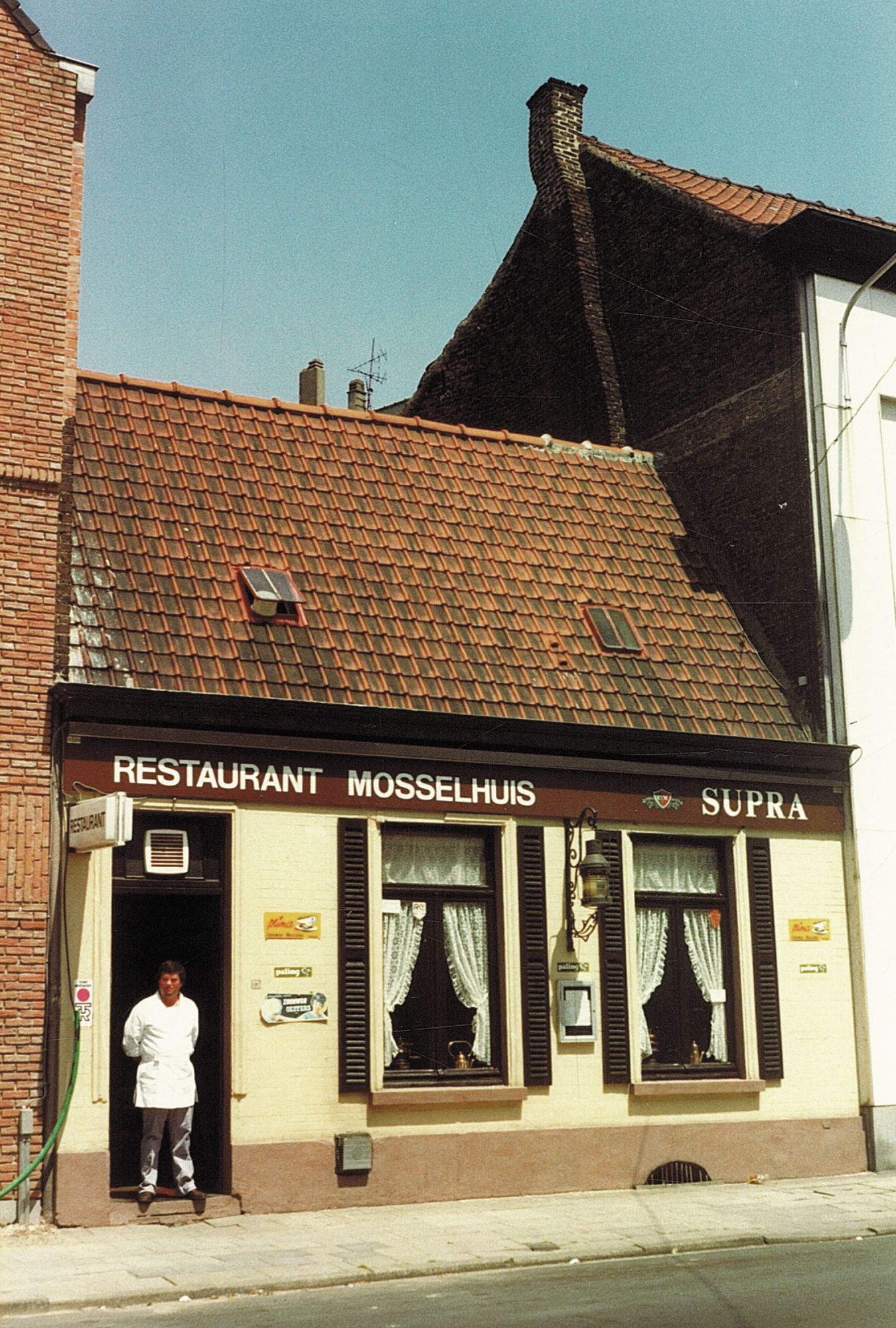 Restaurant Mosselhuis
