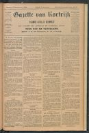 Gazette Van Kortrijk 1896-12-13