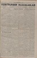 Kortrijksch Handelsblad 17 september 1946 Nr75 p1