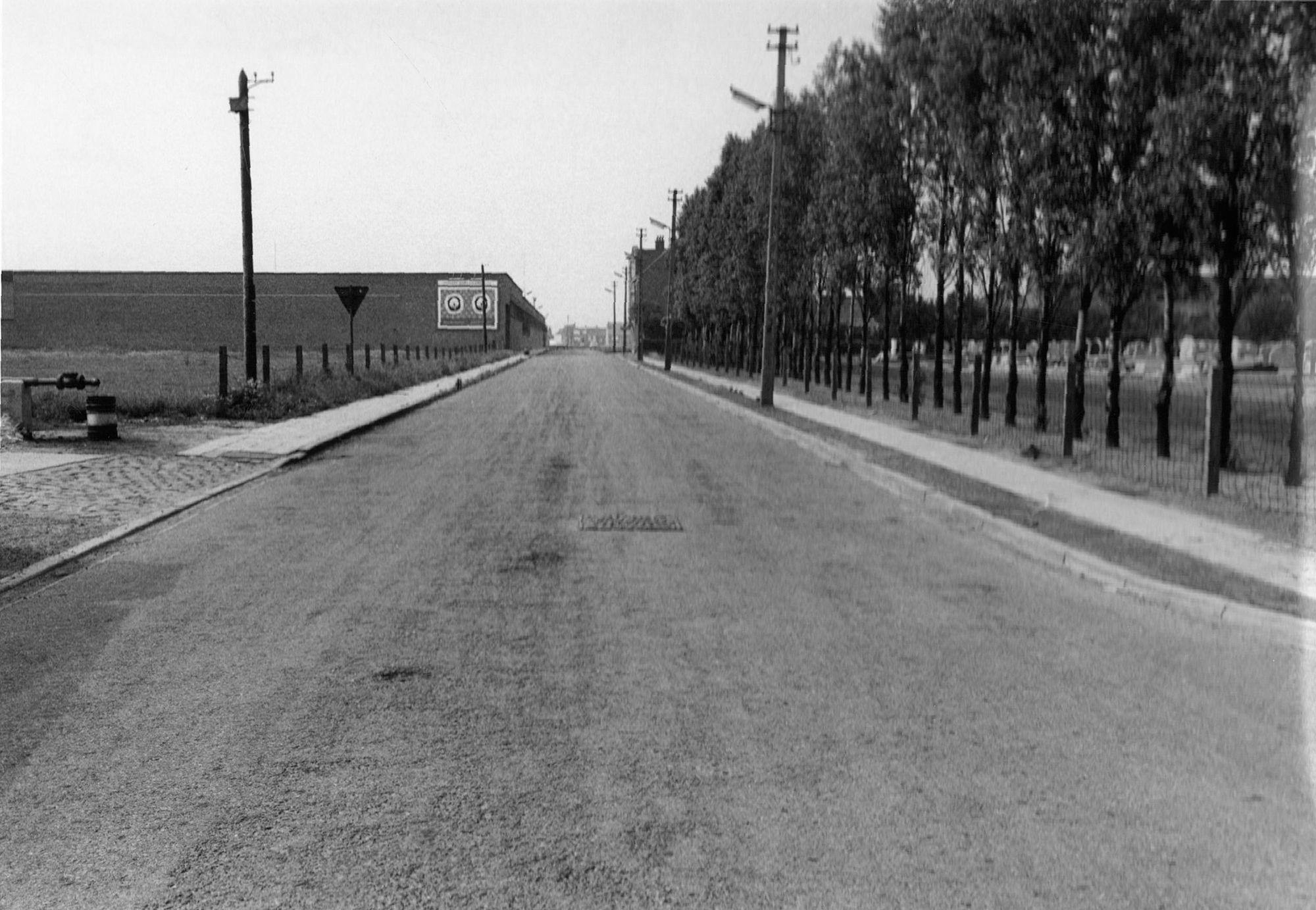 Zwingelaarsstraat na de werken 1965