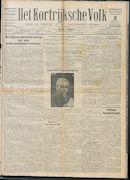 Het Kortrijksche Volk 1927-04-03