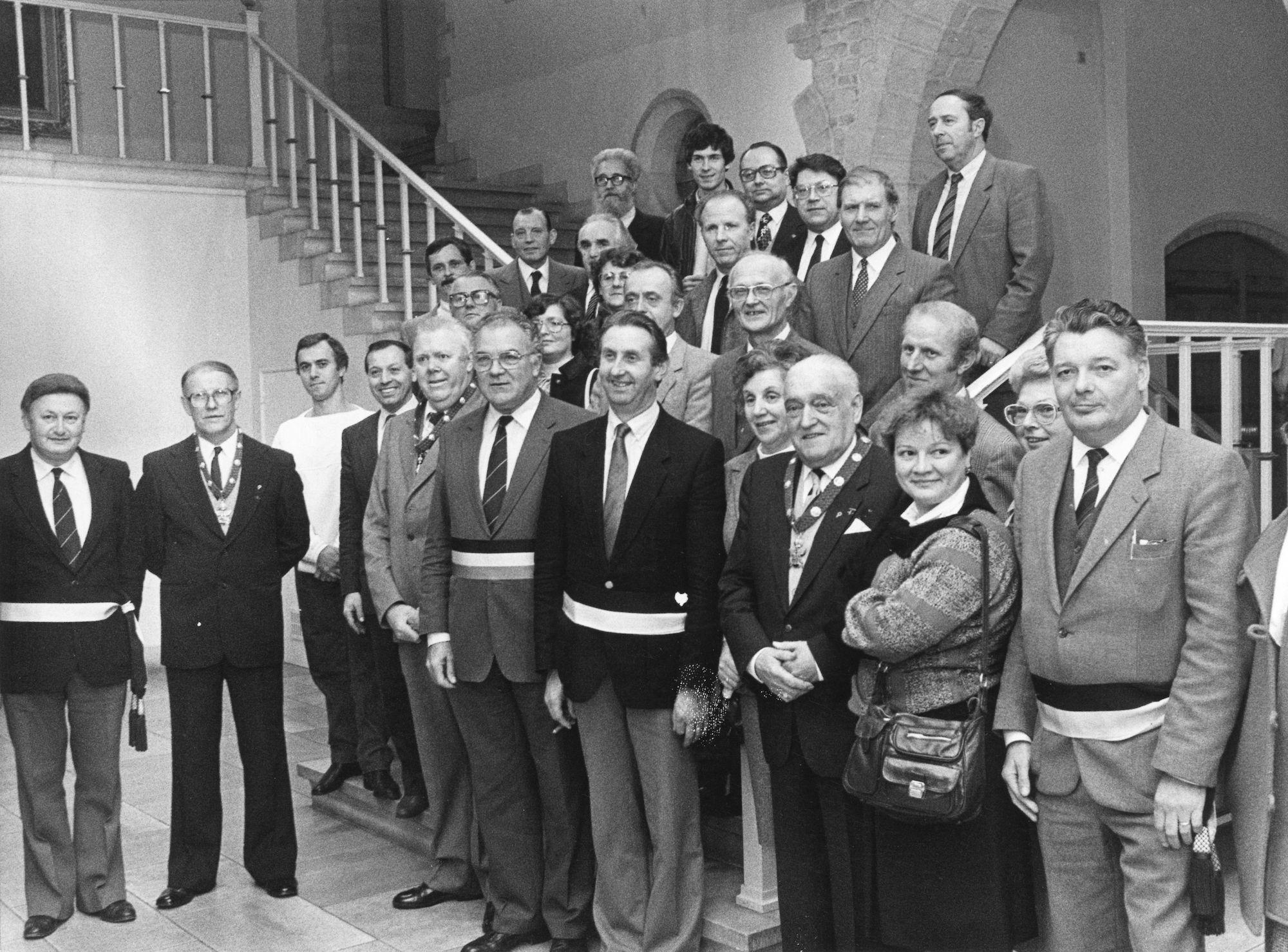 Laureaten van de arbeid