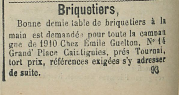 Briqustiers