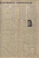 Kortrijksch Handelsblad 13 juni 1945 Nr47 p1