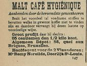 MALT CAFE HYGlENIQUE