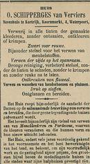 O SCHIPPERGES van Verviers