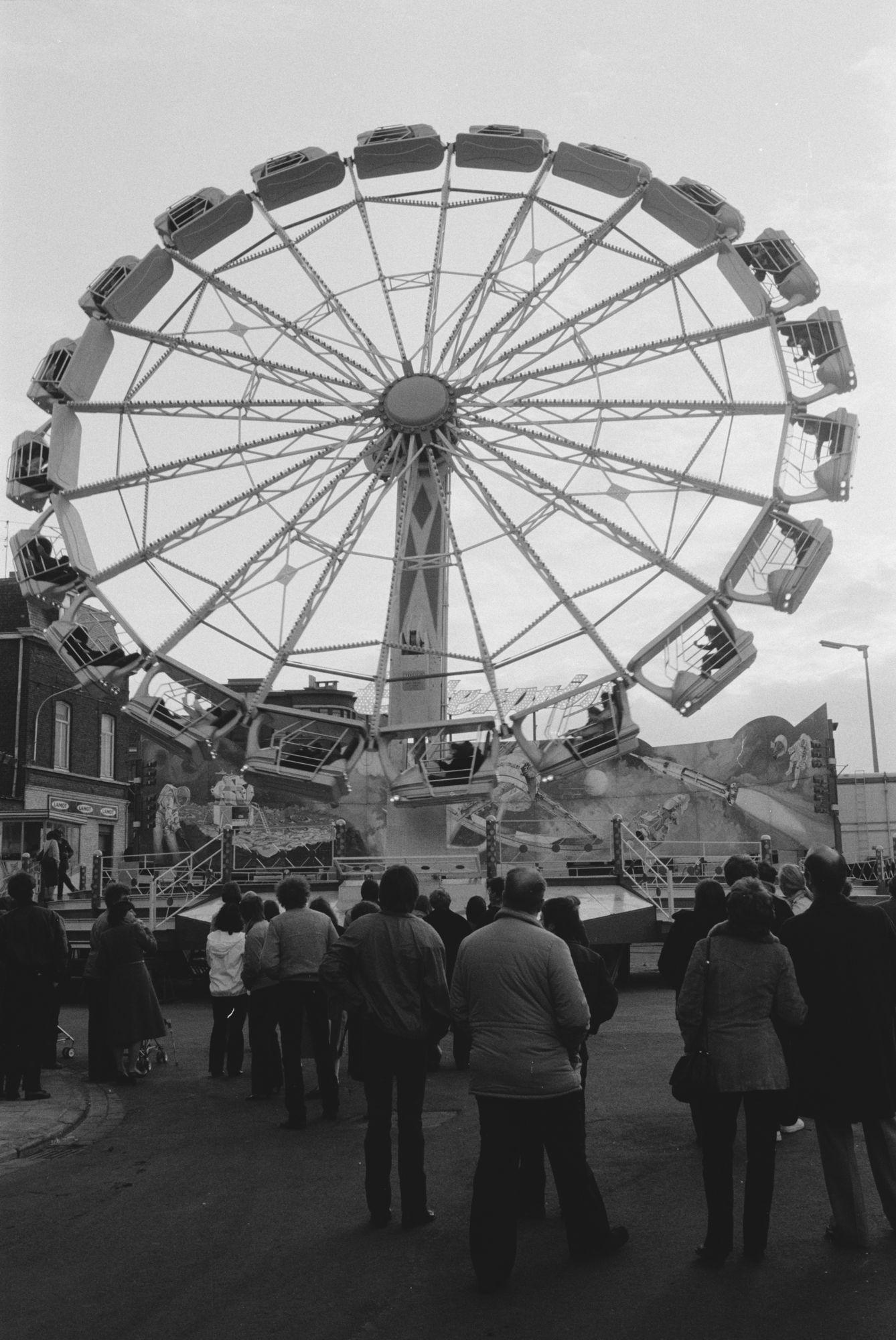 Opening Paasfoor 1981