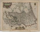 Westflandrica - Veurne, plan van de kasselrij