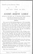André-Hervé Lorez