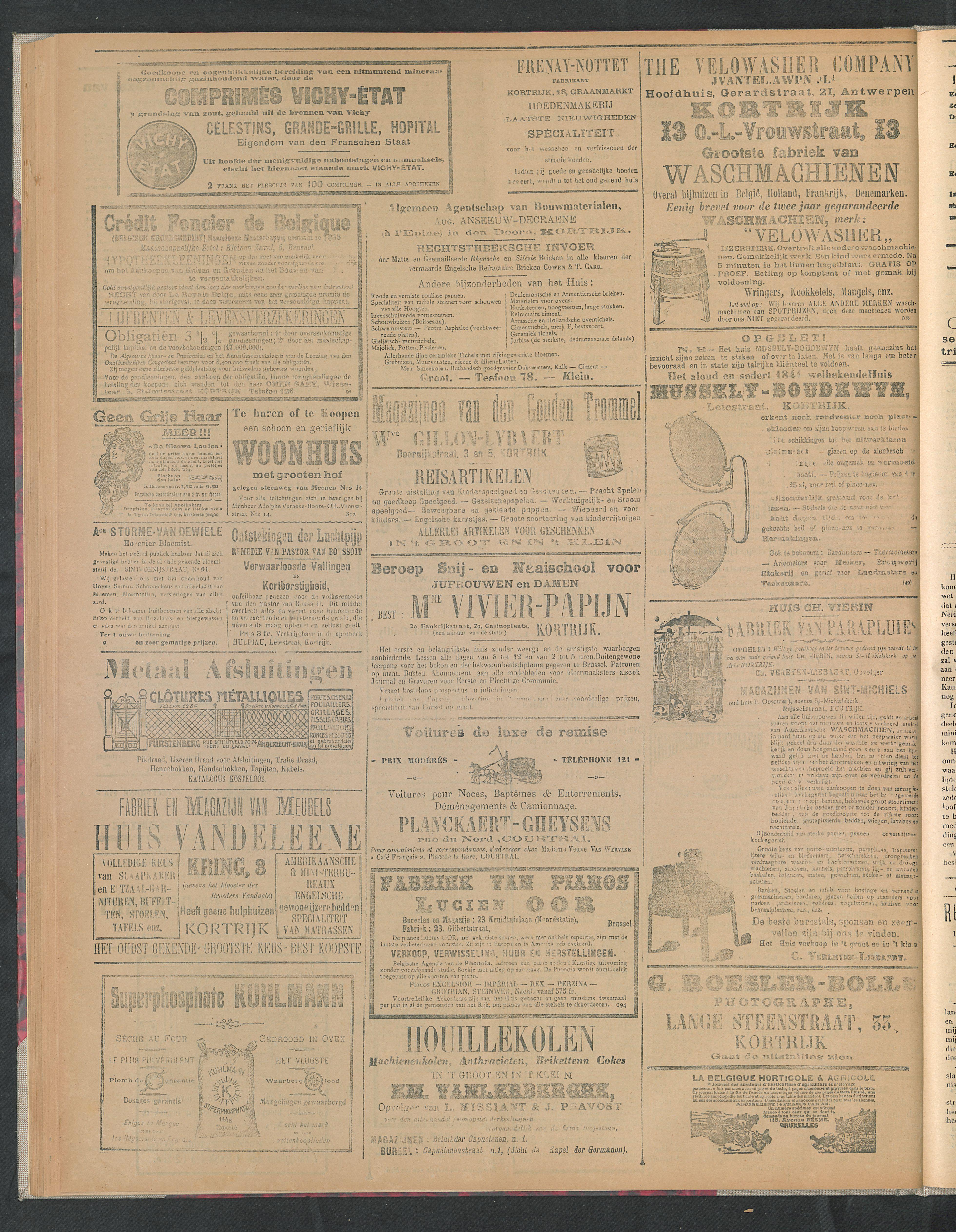 Gazette Van Kortrijk 1911-12-14 p4