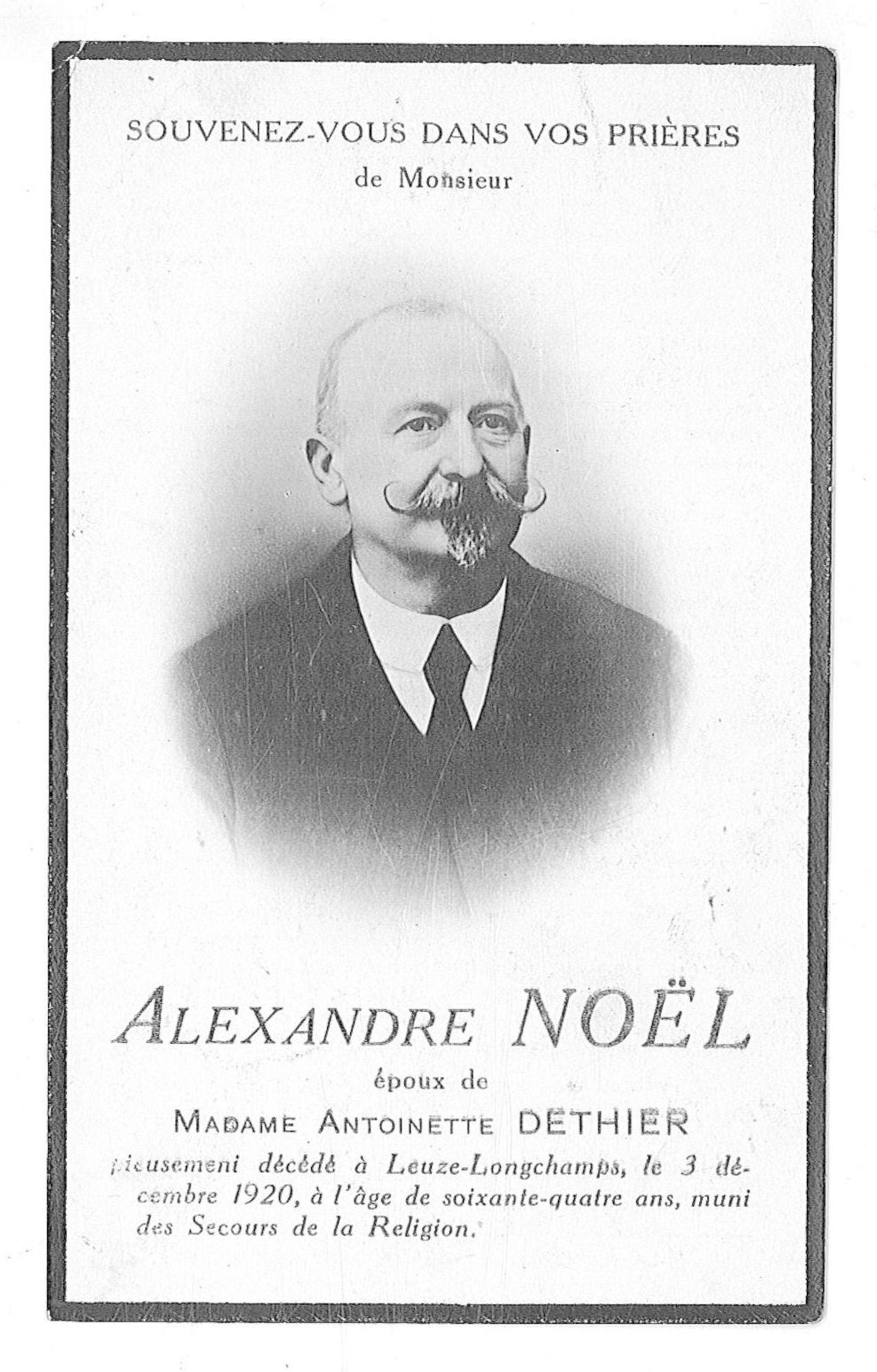 Alexandre Noël