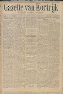 Gazette van Kortrijk 1916-06-24 p1