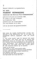 Hubert Verhaeghe