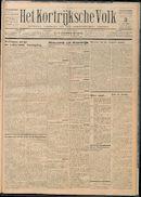 Het Kortrijksche Volk 1932-04-03 p1