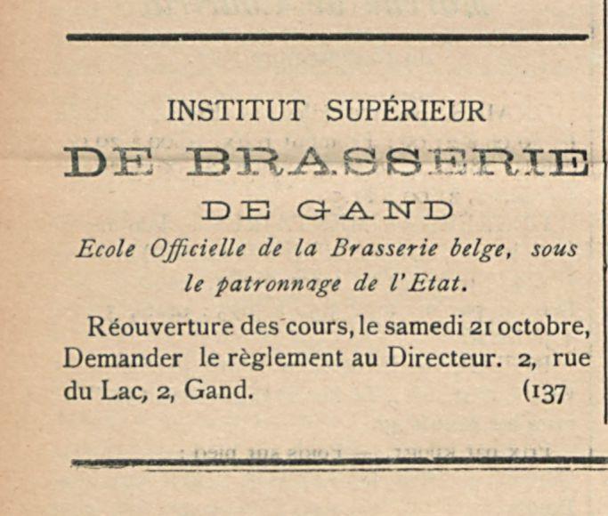 DE BRASSERIE