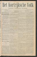 Het Kortrijksche Volk 1911-02-05
