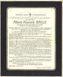 Albert-Honoré Baele