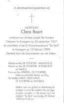 Clara Baert