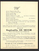 Raphaëlla De Moor