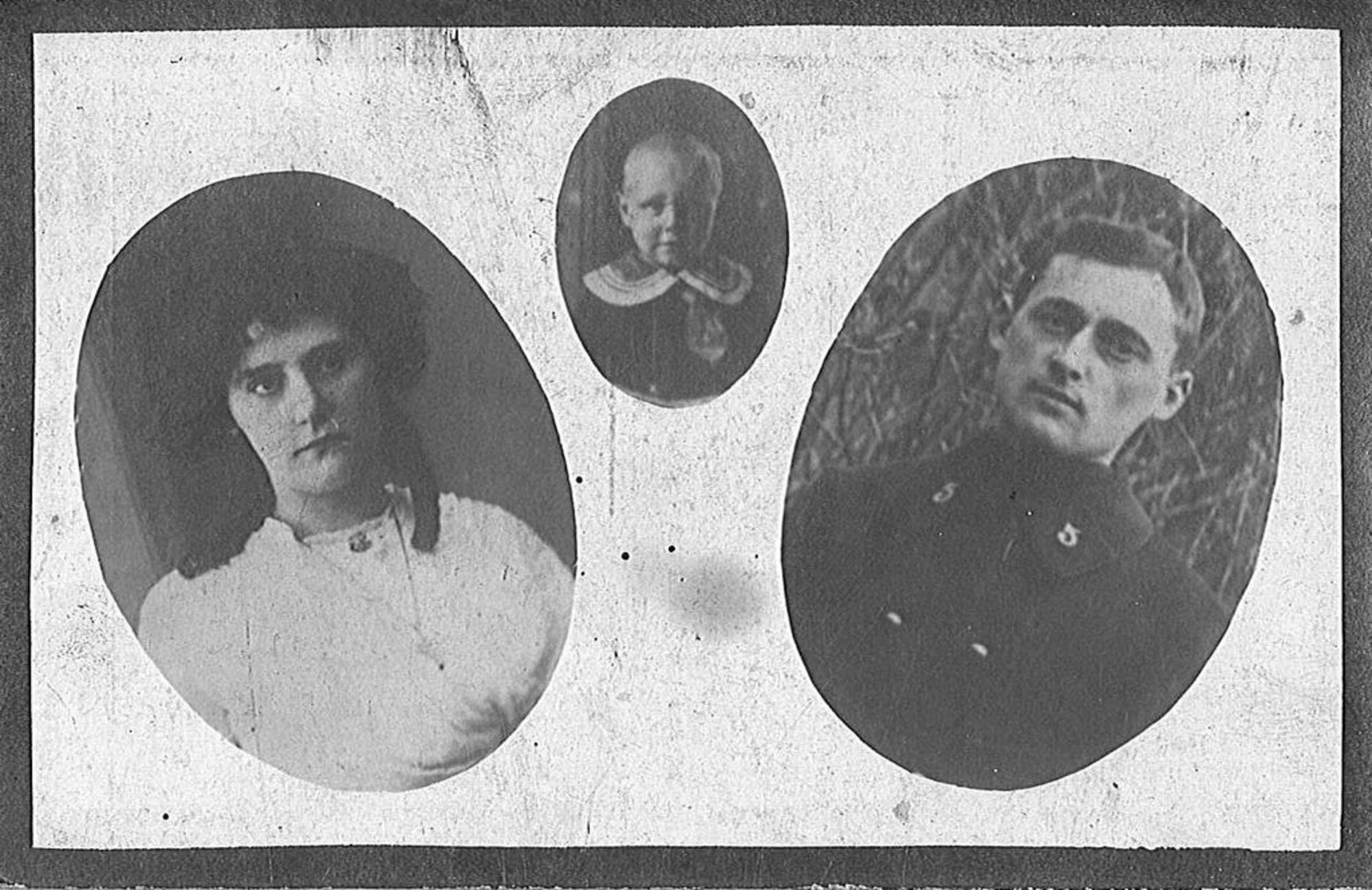 Oosterbosch Albericus-Clemens en Ferdinand, Elodia-Ludovica Dehouck