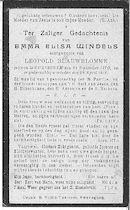 Emma Elisa Windels