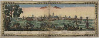 Westflandrica - Ieper, stadsgezicht