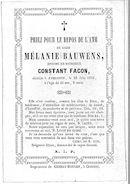 Mélanie  Bauwens