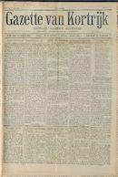 Gazette Van Kortrijk 1916-07-15 p1