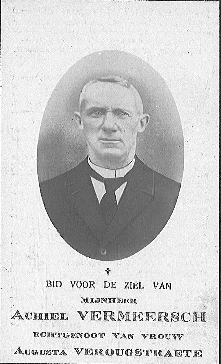 Achiel Vermeersch