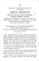Emile Windels
