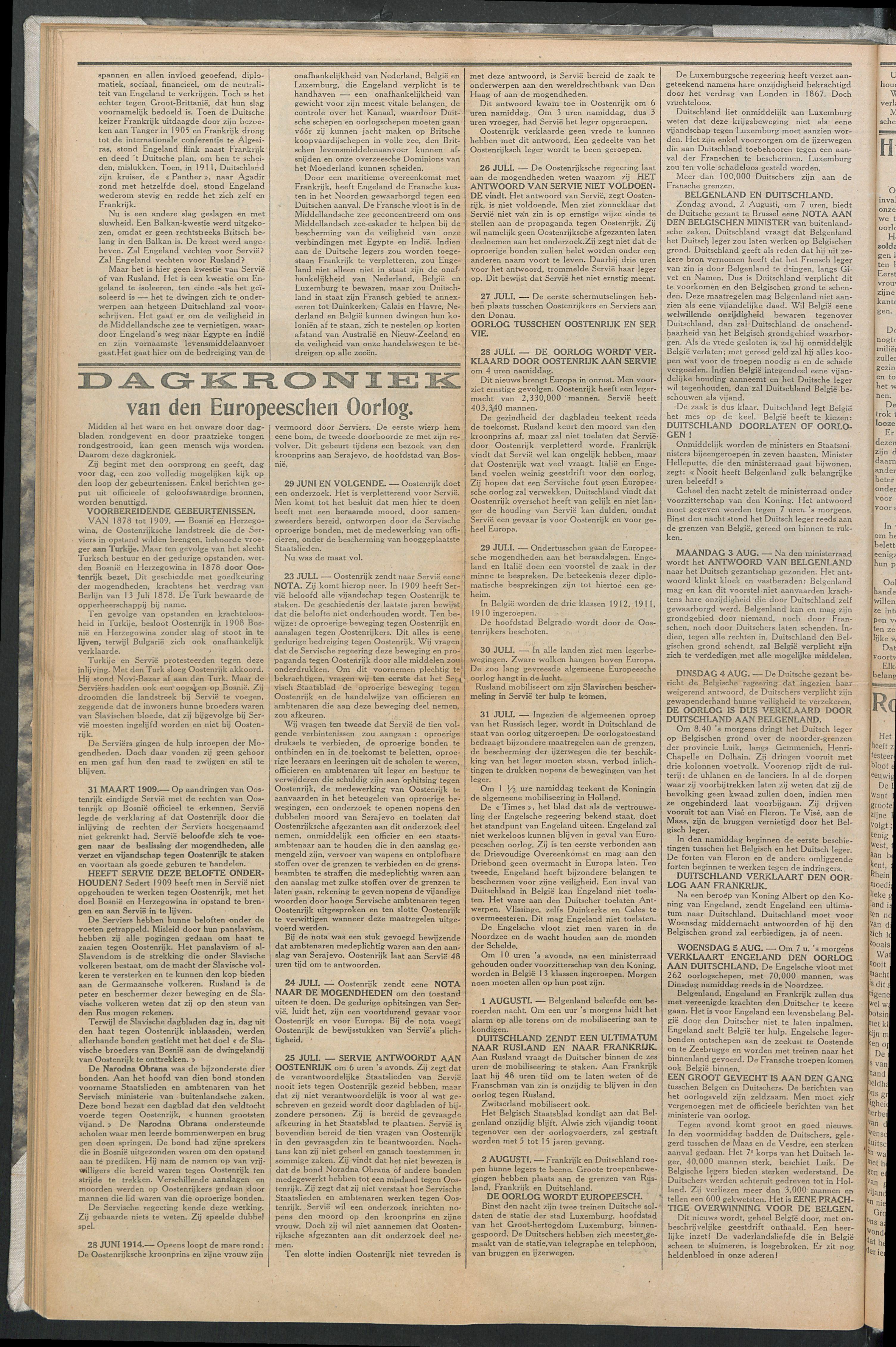 Het Kortrijksche Volk 1914-08-09 p2