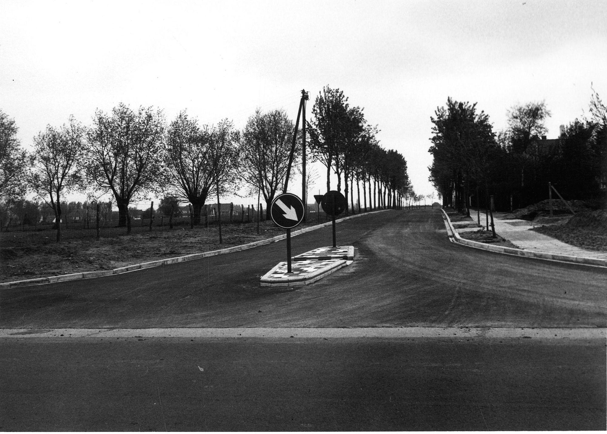 Lindenlei (later Lindenlaan) 1965