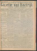 Gazette Van Kortrijk 1917-09-08