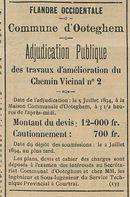 Adjudication Publique