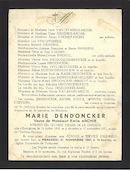 Dendoncker Marie