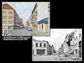 Sint-Jorisstraat 1944 en 2009
