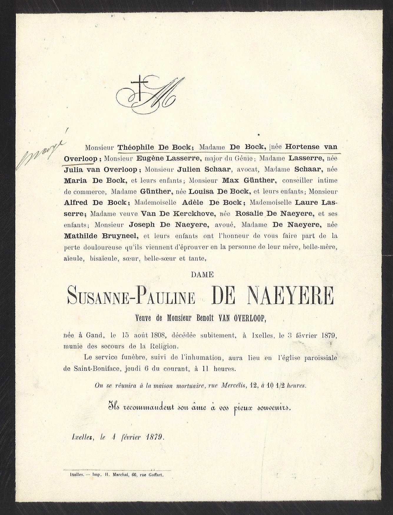 Susanne-Pauline De Naeyere