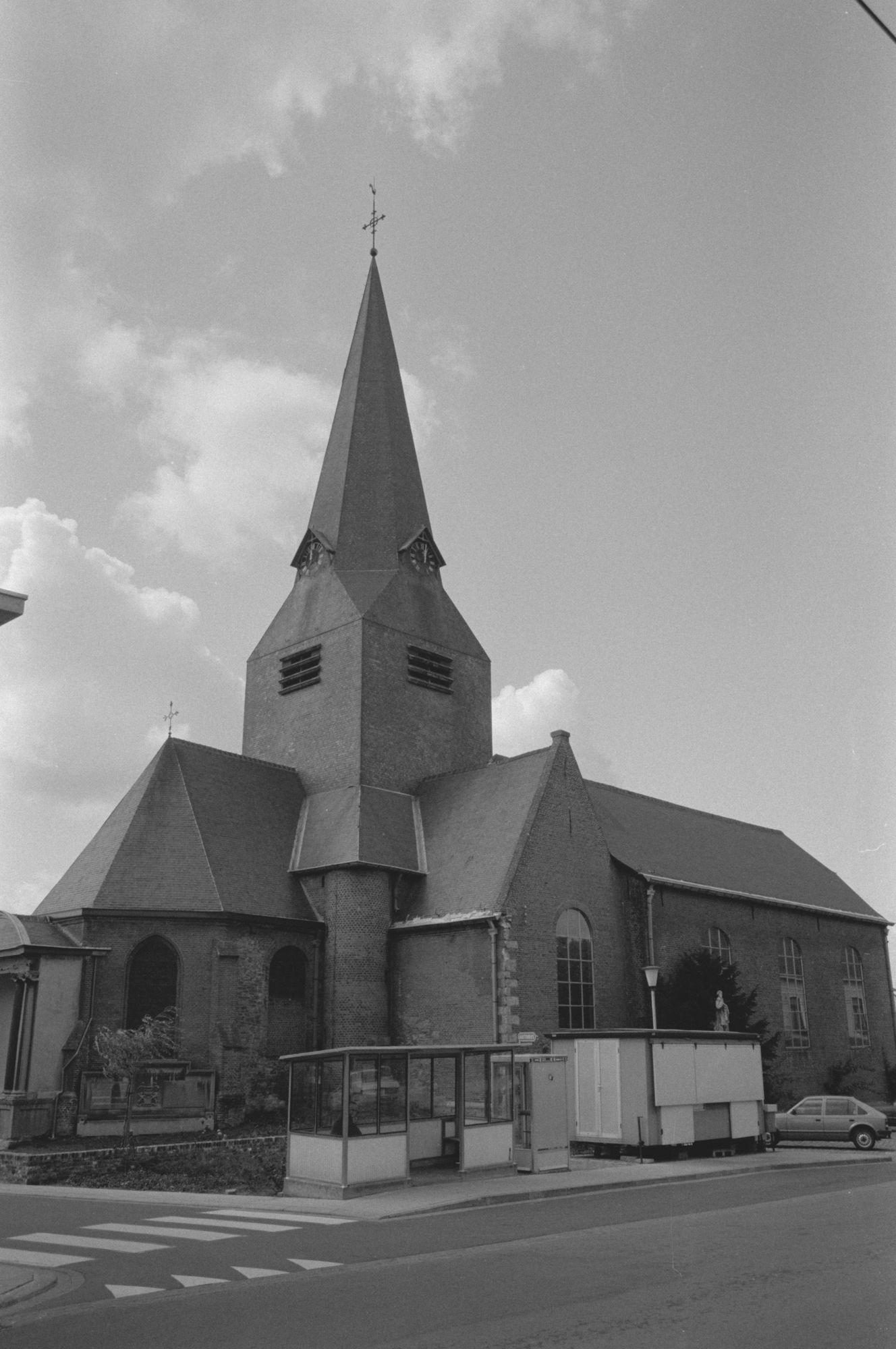 Stadsbeelden: Sint-Amanduskerk