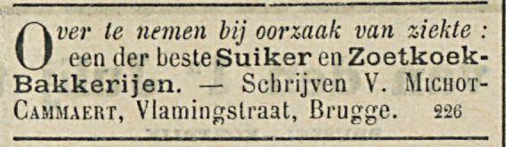 Suiker en Zoetkoek Bakkerijen