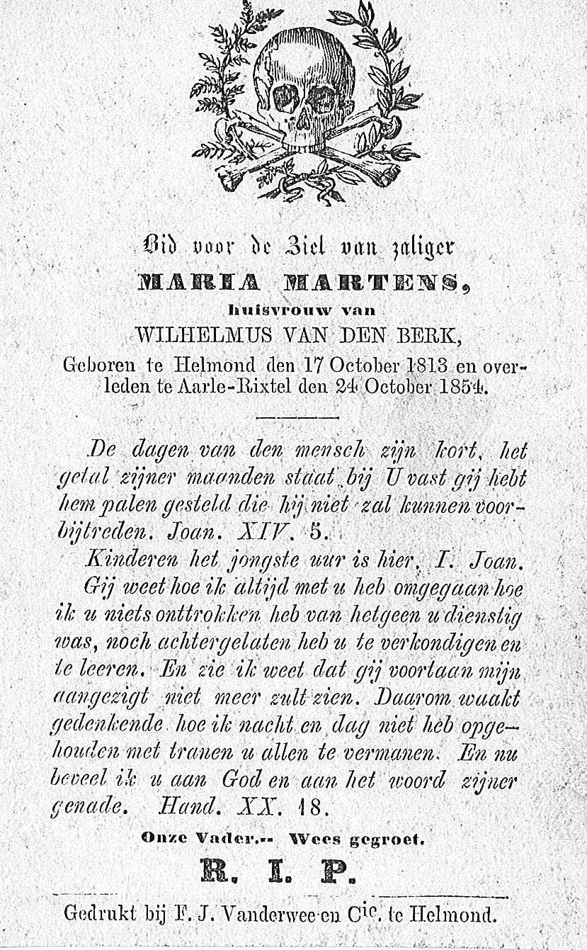 Maria Martens