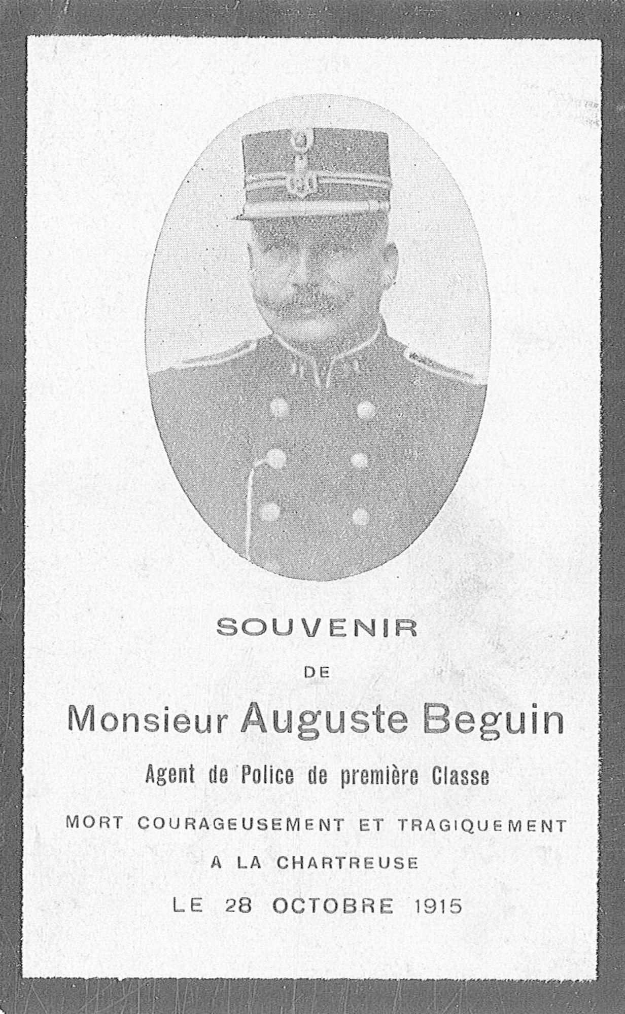 Auguste Beguin