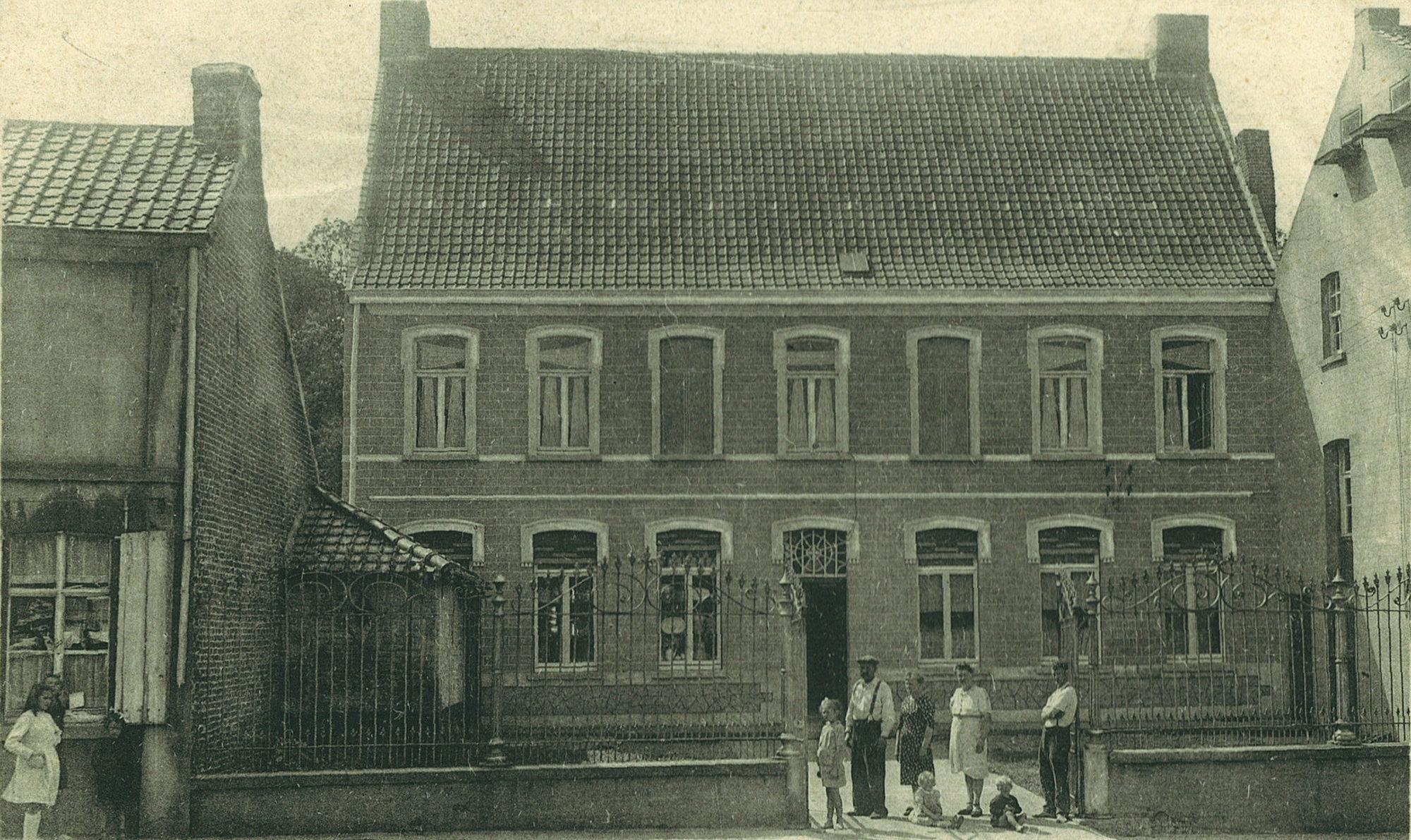 Huis Van Der Meulen-Cattebeke