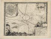 Westflandrica - Veurne, plan tijdens de belegeringen