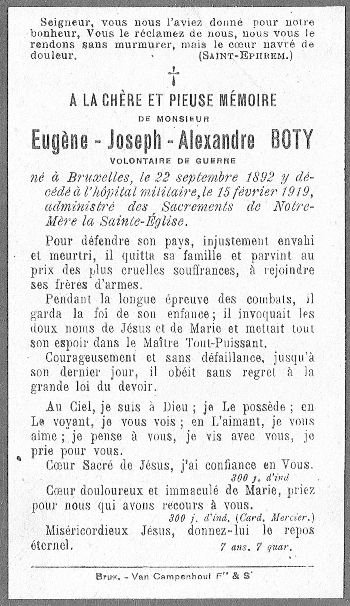 Eugène-Joseph-ALexandre Boty