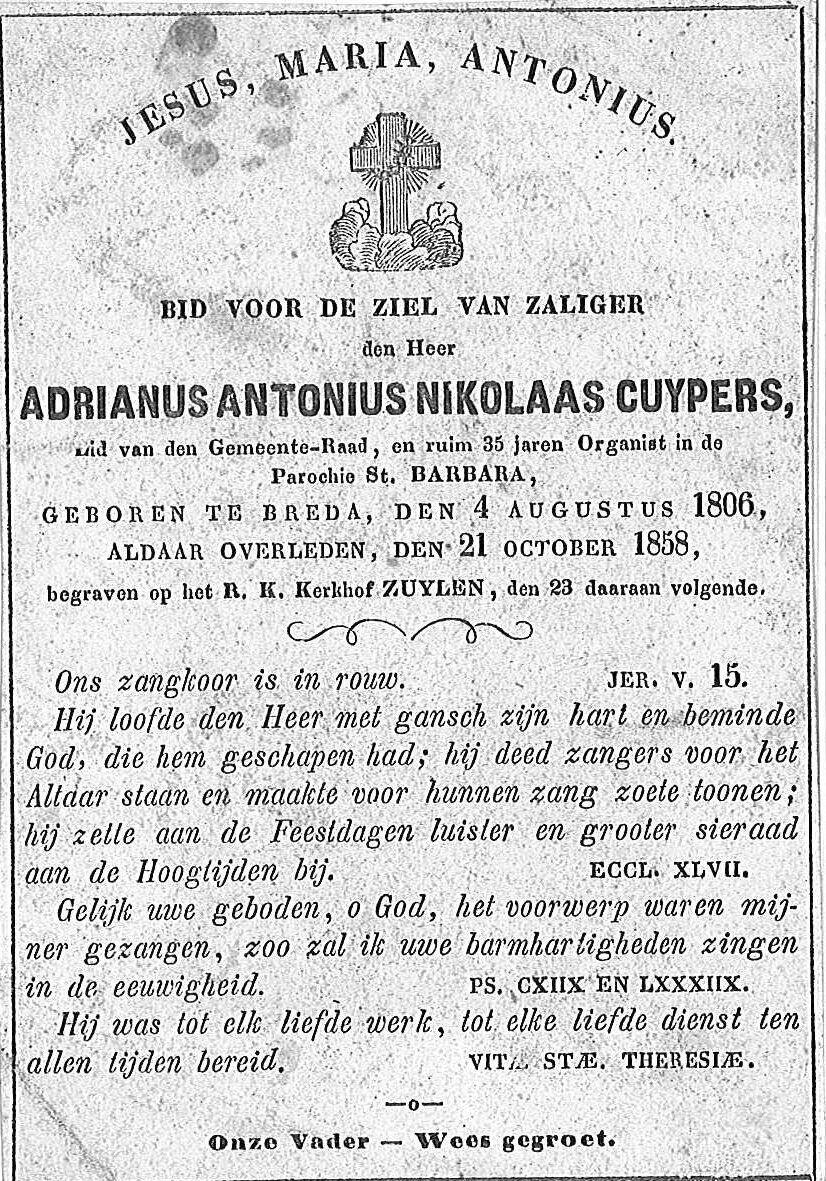 Adrianus-Antonius-Nikolaas Cuypers